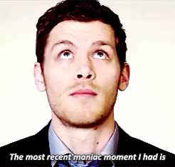 Watch and share Joseph Morgan GIFs and To Cast GIFs on Gfycat