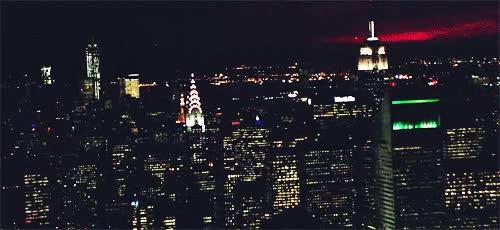 Watch and share Sagittarius GIFs and City Lights GIFs on Gfycat