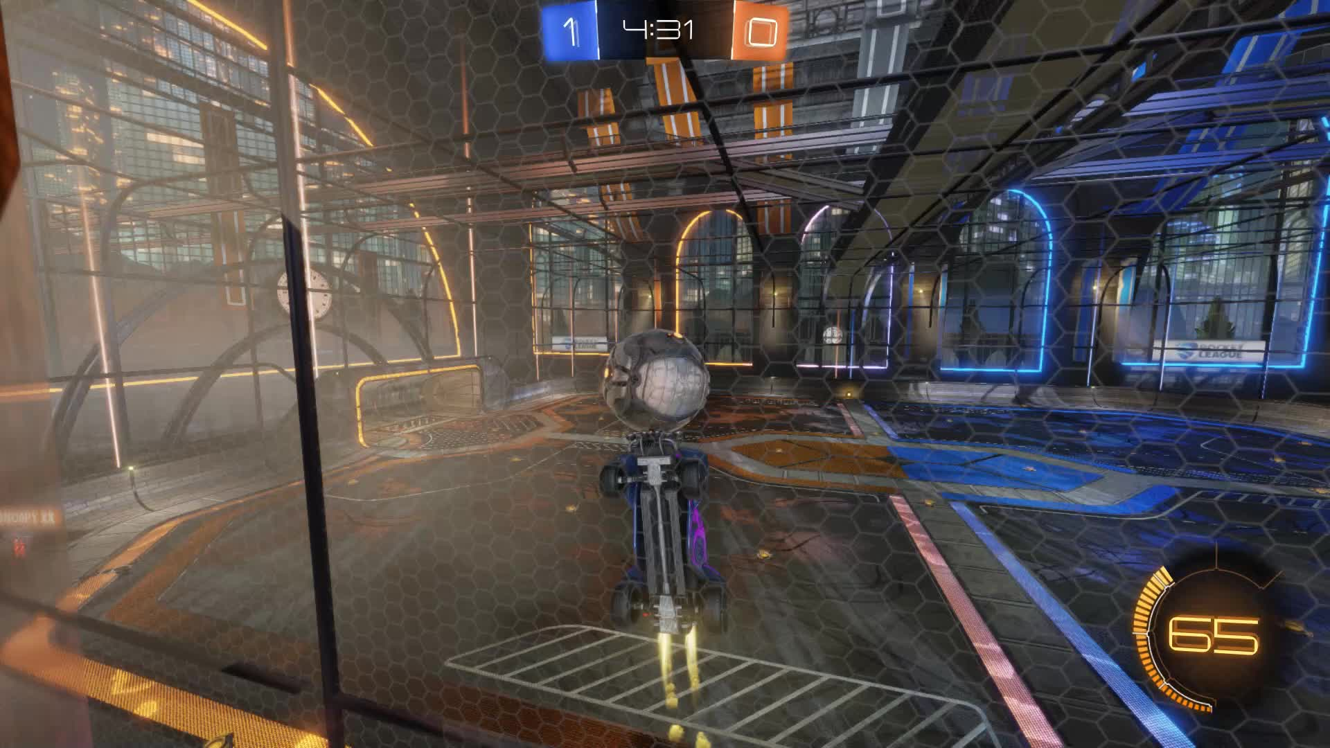 Gif Your Game, GifYourGame, Goal, JAG | Purple, Rocket League, RocketLeague, Goal 2: JAG | Purple GIFs