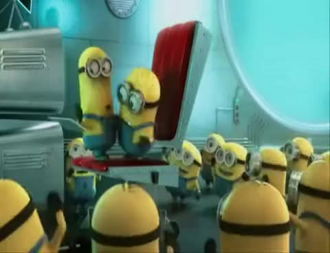Watch and share Minion GIFs and Funny GIFs on Gfycat