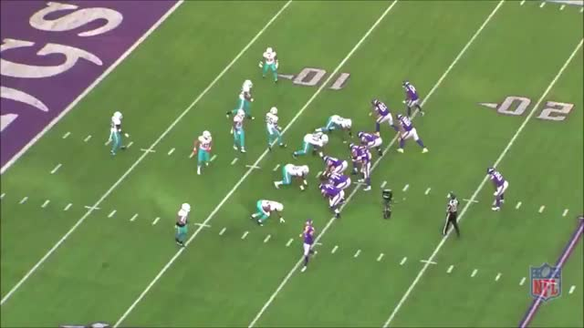 Watch and share Diggs TD Dolphins GIFs by whirledworld on Gfycat