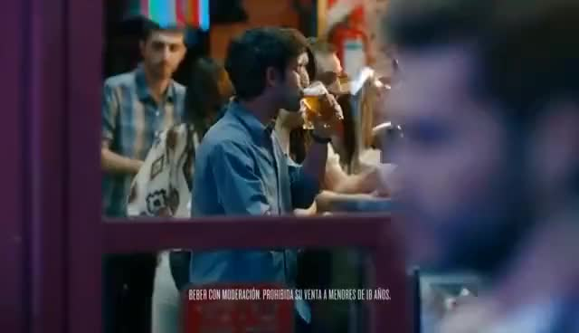 Watch Quilmes - Hombre Común y Corrientes GIF on Gfycat. Discover more related GIFs on Gfycat