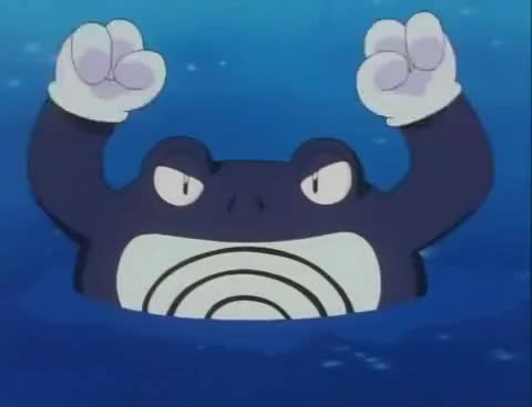 Watch and share Poliwrath GIFs on Gfycat