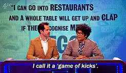 Watch richard ayoade + football GIF on Gfycat. Discover more *, a league of their own, richard ayoade, was it something i said GIFs on Gfycat