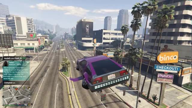 Watch Deluxo Landing GIF by Aris (@solidoxide) on Gfycat. Discover more GTA Online, GTAOnline, GTAV GIFs on Gfycat