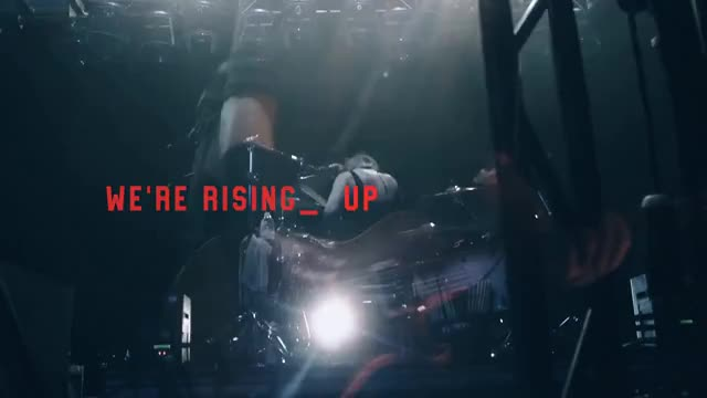 "Watch Skillet - ""The Resistance"" [Official Lyric Video] GIF on Gfycat. Discover more related GIFs on Gfycat"