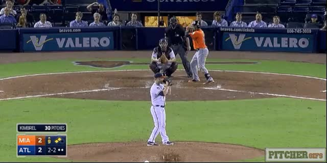 Watch and share Craig Kimbrel Knuckle Curve GIFs by madmax2170 on Gfycat