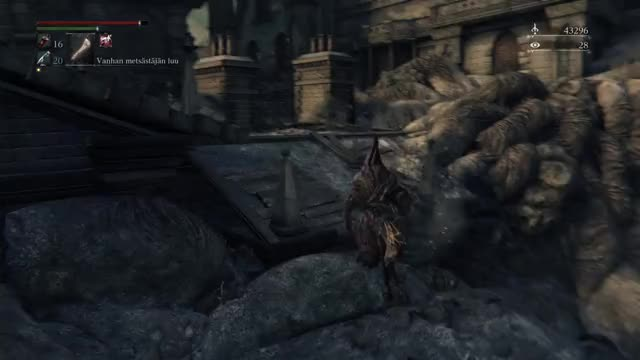 Watch and share Bloodborne GIFs by kedaas on Gfycat
