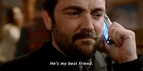 Watch this best friend GIF on Gfycat. Discover more best friend, bff, mark a. sheppard GIFs on Gfycat