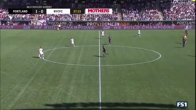 Watch and share Adi Goal V NYCFC 22apr2018 GIFs by C.I. DeMann on Gfycat