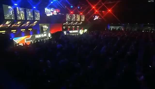 OpTic Gaming Vs Faze MLG Dallas Winners Finals - Game 2