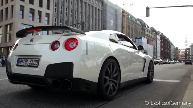 Watch and share Nissan Gtr Launch GIFs on Gfycat