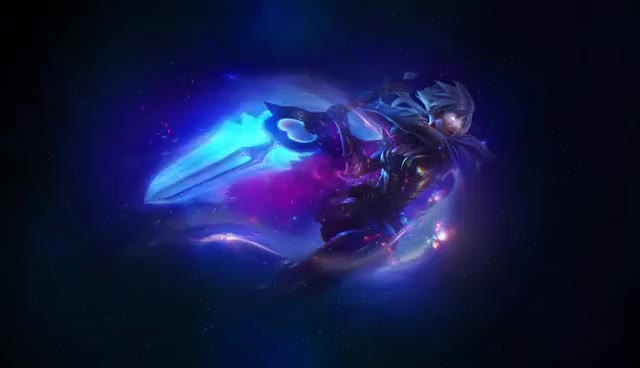 Watch and share Dawnbringer Riven Splash Motion Graphic GIFs on Gfycat