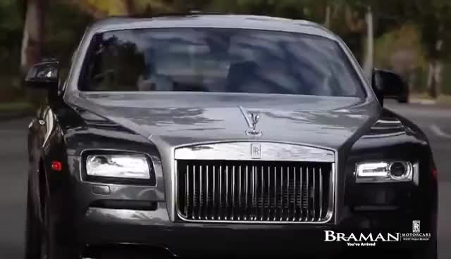 2015 Rolls Royce Wraith Test Drive In South Florida Braman Rolls