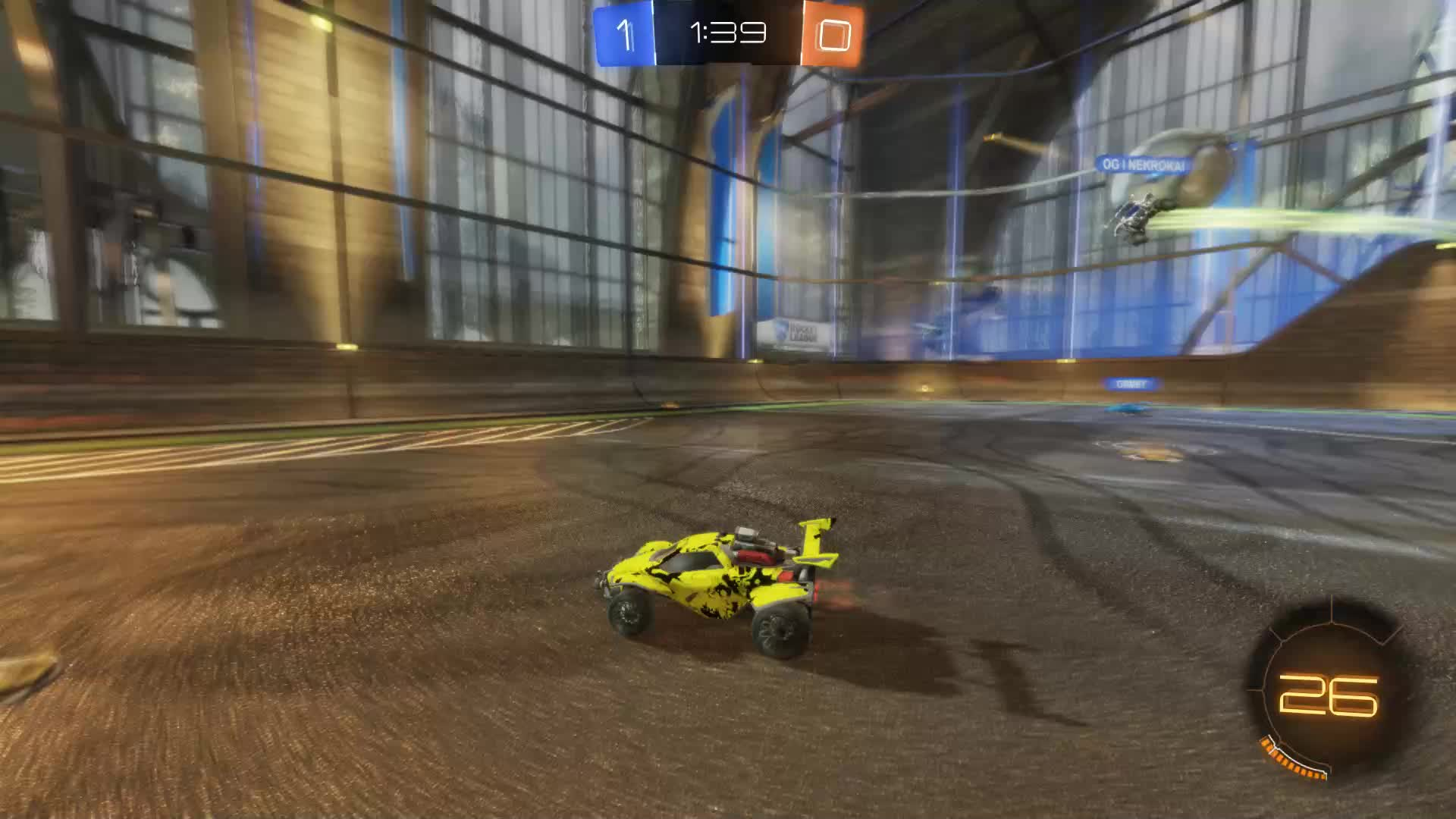 GatorMelon LFT, Gif Your Game, GifYourGame, Rocket League, RocketLeague, Goal 2: GatorMelon LFT GIFs