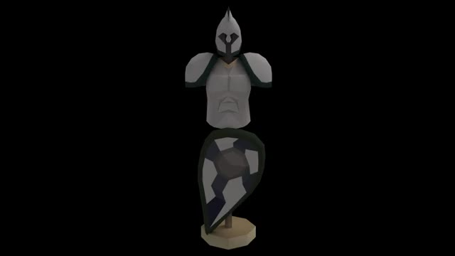 Watch 3rd age armour stand GIF on Gfycat. Discover more 2007scape, blender, runescape GIFs on Gfycat