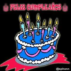 Watch and share Feliz Cumpleaños GIFs on Gfycat