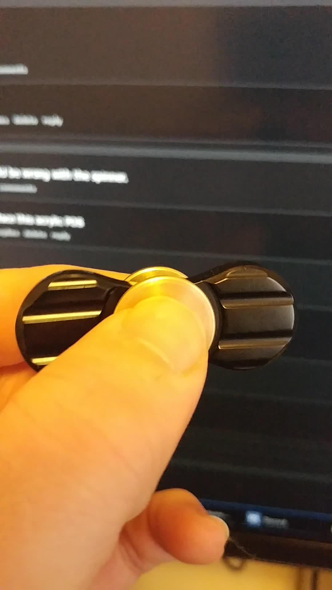 FidgetSpinners, TI-EDC GIFs