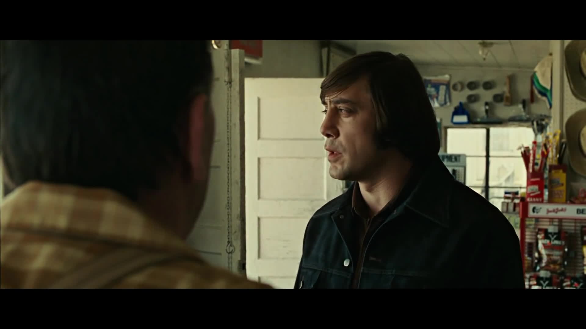 see, No Country For Old Men Coin Toss GIFs