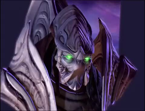Watch and share Dark Templar GIFs and Video Games GIFs on Gfycat