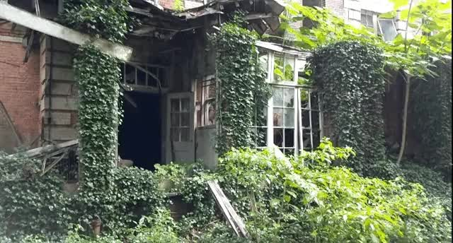 Watch north-brother-island-nurse-home GIF by Dave Mosher (@davemosher) on Gfycat. Discover more abandoned, new york city, north brother island, spooky GIFs on Gfycat