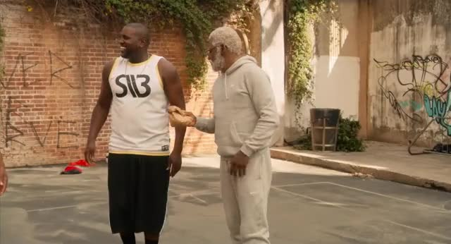 Watch this nuts GIF by Uncle Drew (@uncledrewmovie) on Gfycat. Discover more nuts, uncle drew, uncle drew movie GIFs on Gfycat