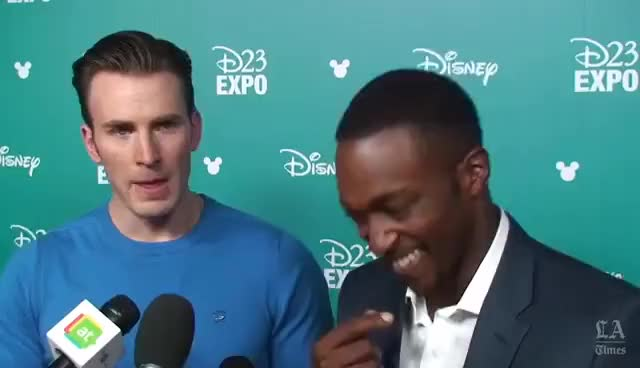 Watch this anthony mackie GIF on Gfycat. Discover more anthony mackie, chris evans GIFs on Gfycat