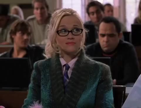 Watch and share Legally Blonde GIFs on Gfycat