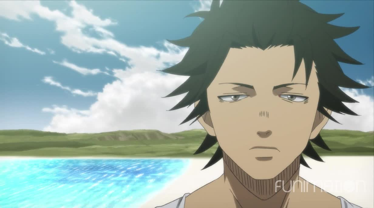 action, anime, black clover, black clover episode 39, funimation, the Wizard King GIFs