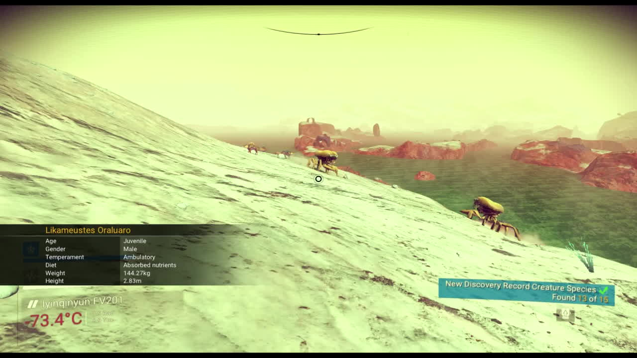 nomansskythegame, peaceful crab spiders GIFs