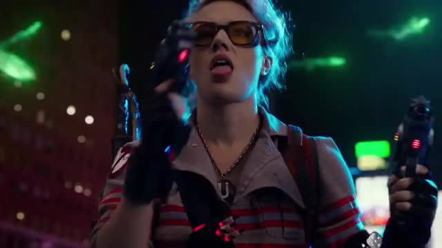 Watch and share Kate Mckinnon GIFs and Ghostbusters GIFs by tacofever on Gfycat