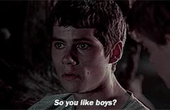 Watch and share The Maze Runner GIFs and Tomas Sangster GIFs on Gfycat