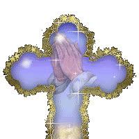 praying hands cross GIFs