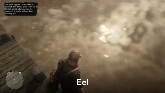 Watch Eel GIF by Xbox DVR (@xboxdvr) on Gfycat. Discover more CrimsonNate, RedDeadRedemption2, xbox, xbox dvr, xbox one GIFs on Gfycat