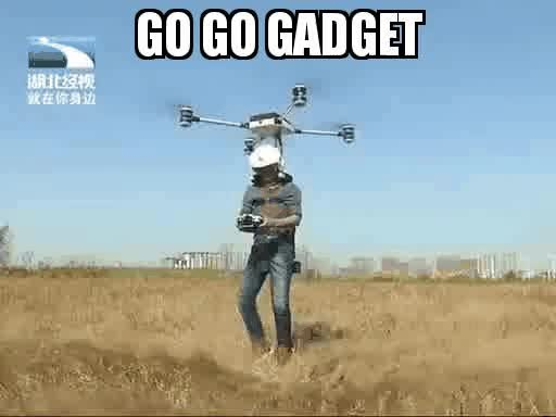 Watch and share Go Gadget Go GIFs on Gfycat