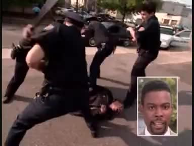Chris rock how not to get your ass kicked by the police