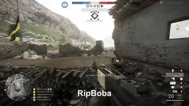 Watch RIP Boba GIF by Gamer DVR (@xboxdvr) on Gfycat. Discover more Battlefield1, OMG Its Rlcky, xbox, xbox dvr, xbox one GIFs on Gfycat