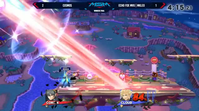 MSM 124 - Cosmos (Corrin) Vs. FOX MVG | MKLeo (Cloud) - Winners Finals