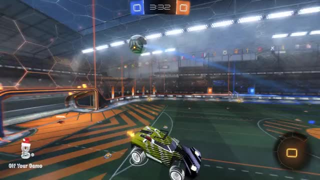 Watch Goal 1: Amir GIF by Gif Your Game (@gifyourgame) on Gfycat. Discover more Amir, Gif Your Game, GifYourGame, Goal, Rocket League, RocketLeague GIFs on Gfycat