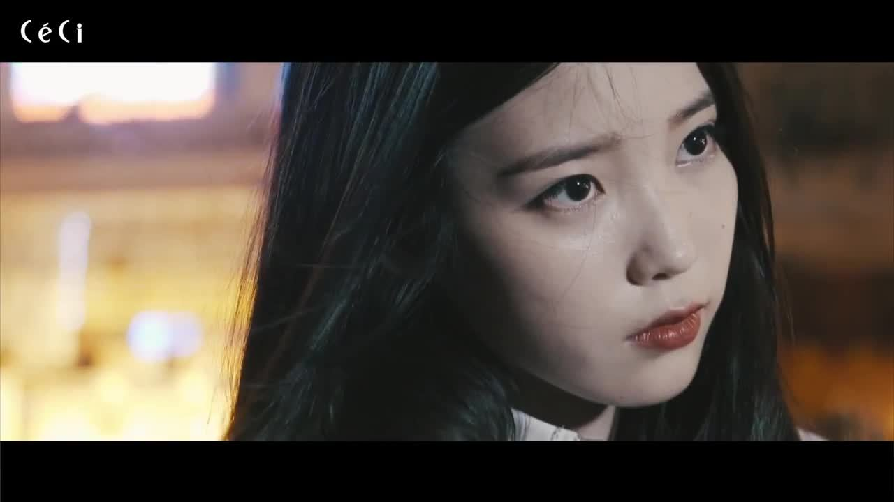 aiyu, kpics, IU for CeCi TV (reddit) GIFs