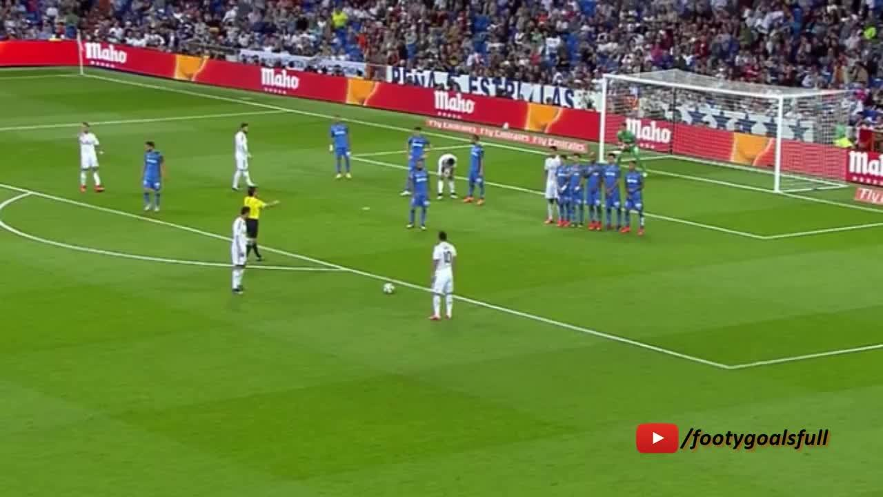 halamadrid, soccergifs, R/Soccer's most upvoted goals for high profile players in 2014-15 (reddit) GIFs