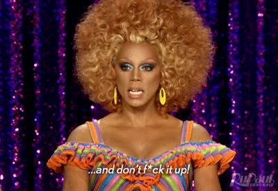 Watch Let's do this, Hunter! GIF on Gfycat. Discover more rupaul GIFs on Gfycat