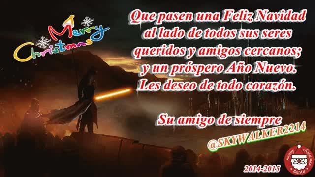 Watch and share A Todos Les Deseo Una Feliz Navidad Y Próspero Año Nuevo.¡Buen Fin De Año 2014 Y Un Excelente Nuevo Año 2015.!!! GIFs on Gfycat