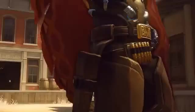 Watch Mccree GIF on Gfycat. Discover more Mccree overwatch GIFs on Gfycat