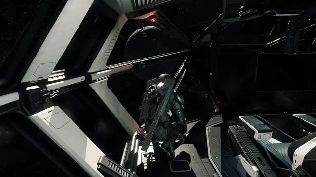 Watch Timelapse - Approaching Yela GIF on Gfycat. Discover more games, gaming, star citizen GIFs on Gfycat