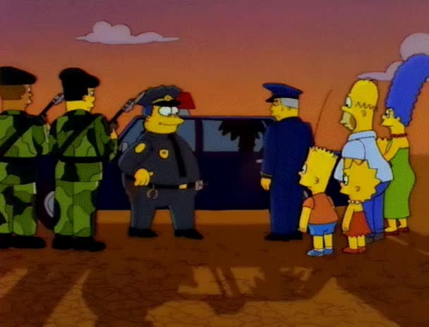 Watch and share Thesimpsons GIFs by doormarkedpirate on Gfycat