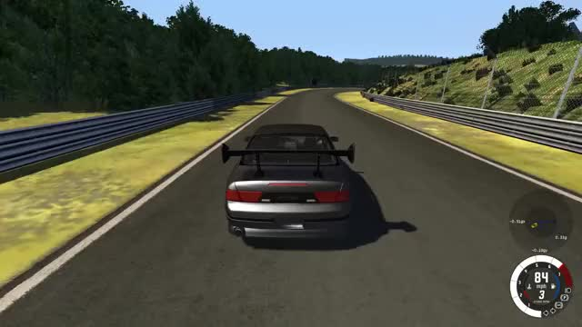 Watch [BeamNG] Don't clip the rumble strips (reddit) GIF by @gizmoo247 on Gfycat. Discover more gamephysics GIFs on Gfycat