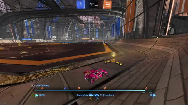 Watch and share Rocket League GIFs by liorch on Gfycat