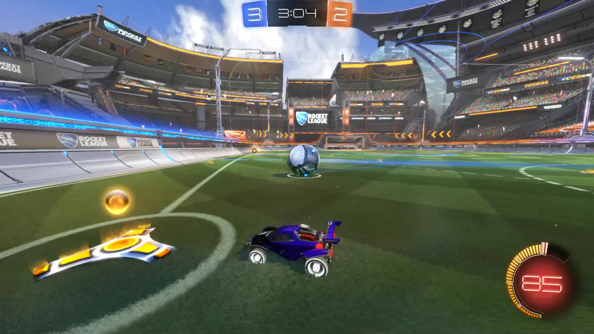 Gif Your Game, GifYourGame, Goal, KeeRally, Rocket League, RocketLeague, Goal 6: KeeRally GIFs