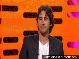 Watch and share J Gro Graham Norton GIFs on Gfycat